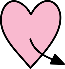 want icon - image of a heart