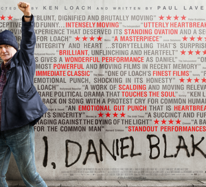 I, Daniel Blake film poster